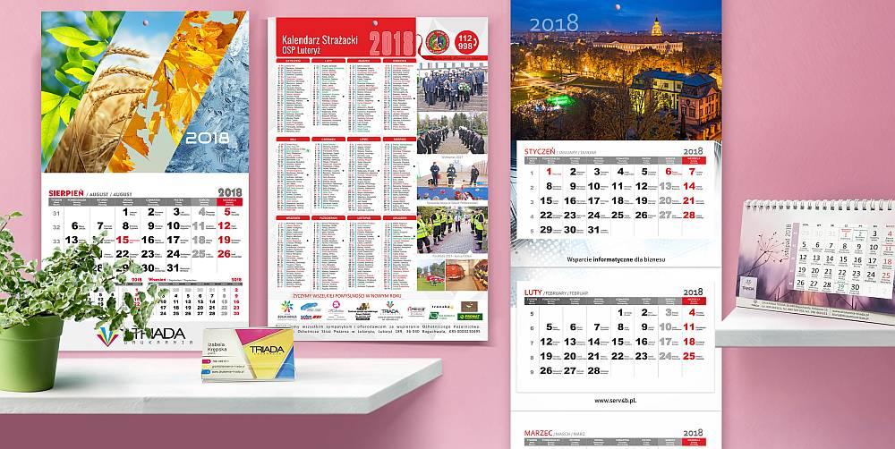Dlaczego warto posiadać kalendarze książkowe?